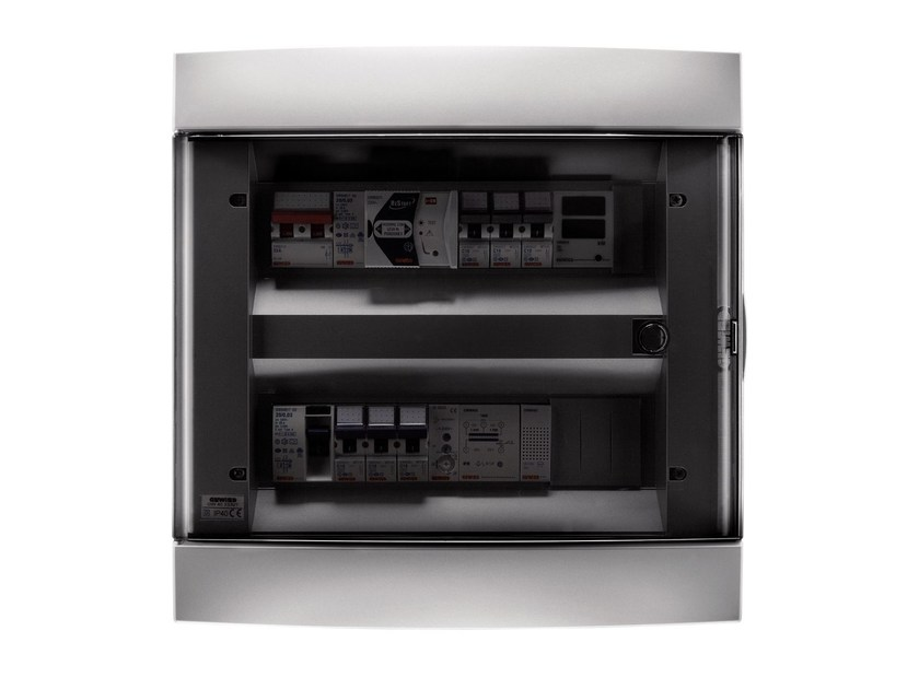 Electrical switchboard 40 CDi by GEWISS