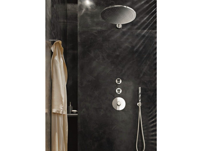 3 hole thermostatic shower mixer VENEZIA | 3 hole thermostatic shower mixer by Fantini Rubinetti
