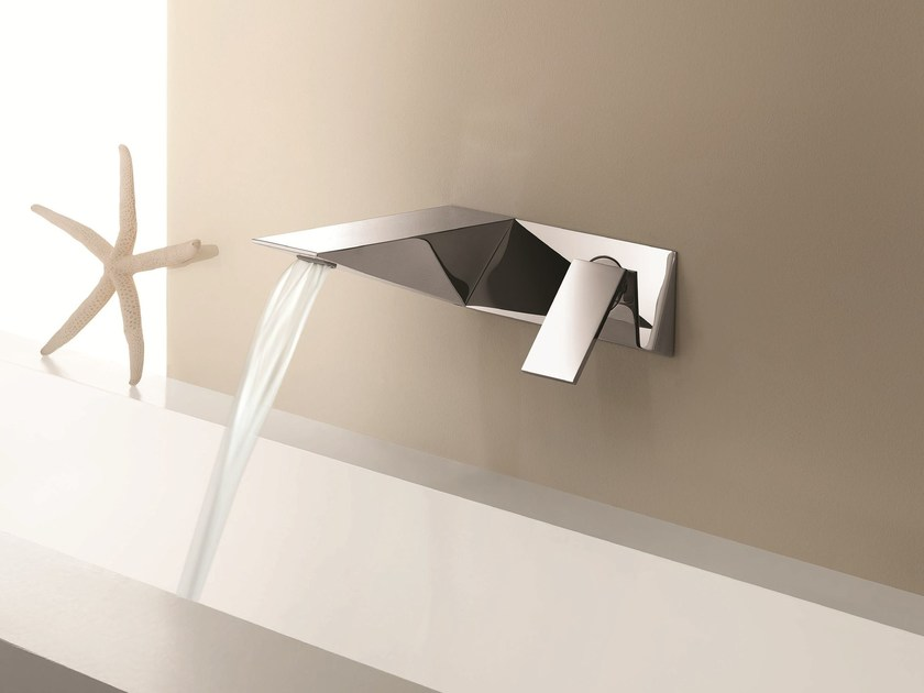 Wall-mounted washbasin mixer BELVEDERE | Wall-mounted washbasin mixer - Fantini Rubinetti