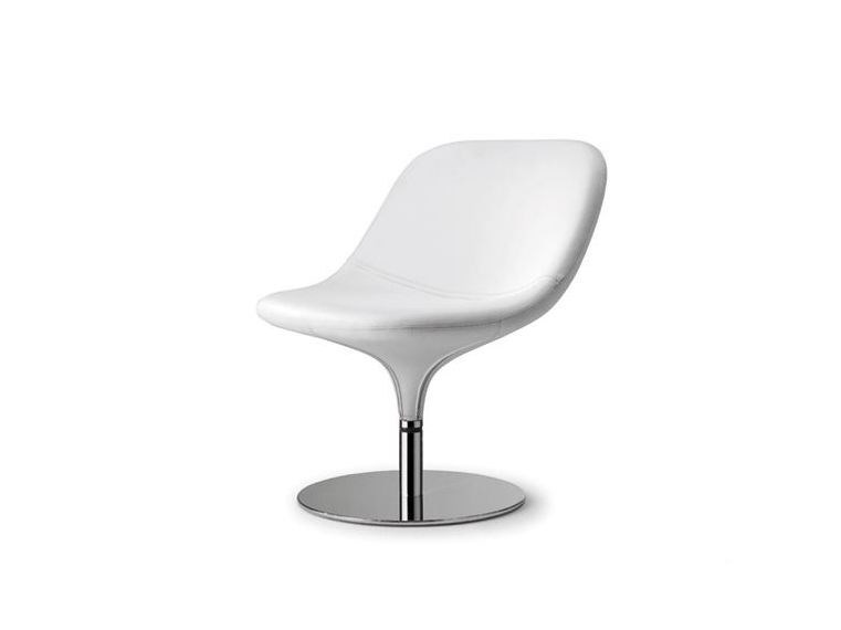 Swivel polyurethane easy chair GLOVE 035 - Tonon