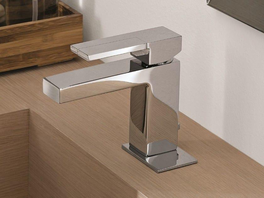 Countertop 1 hole washbasin mixer AR/38 | Chrome-plated washbasin mixer - Fantini Rubinetti