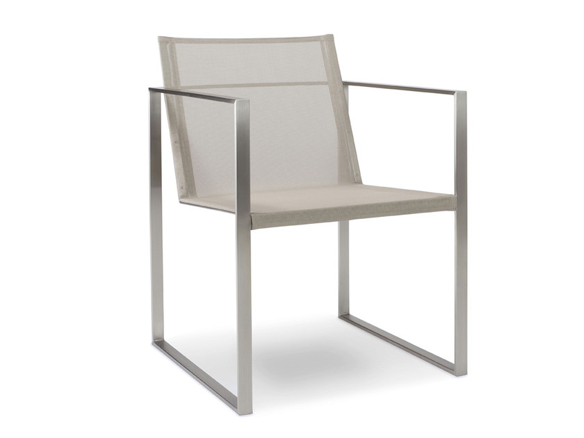 Batyline® garden chair BUTAQUE by FueraDentro