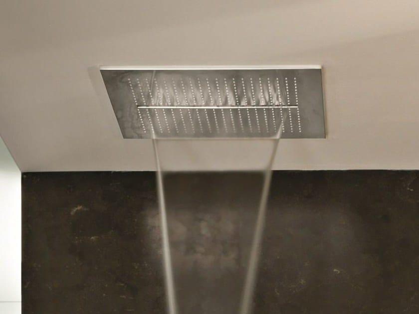 Ceiling mounted 2-spray overhead shower ACQUA ZONE | Overhead shower - Fantini Rubinetti