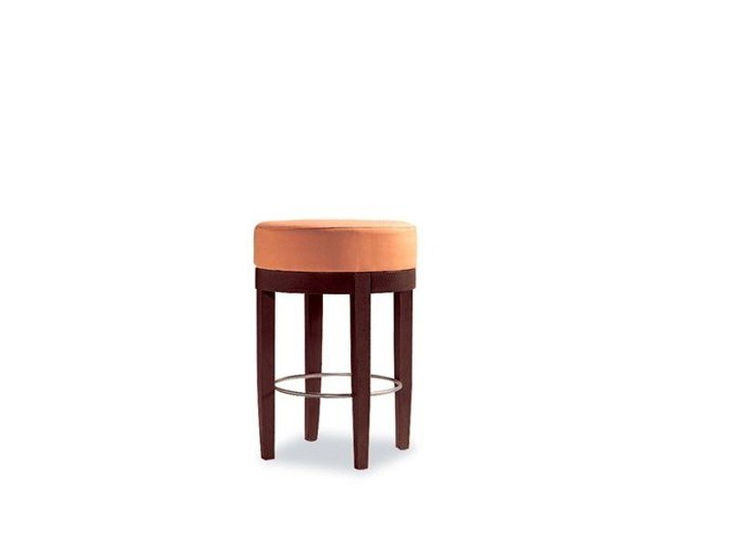 Upholstered stool MONEYPENNY 757   Stool by Tonon