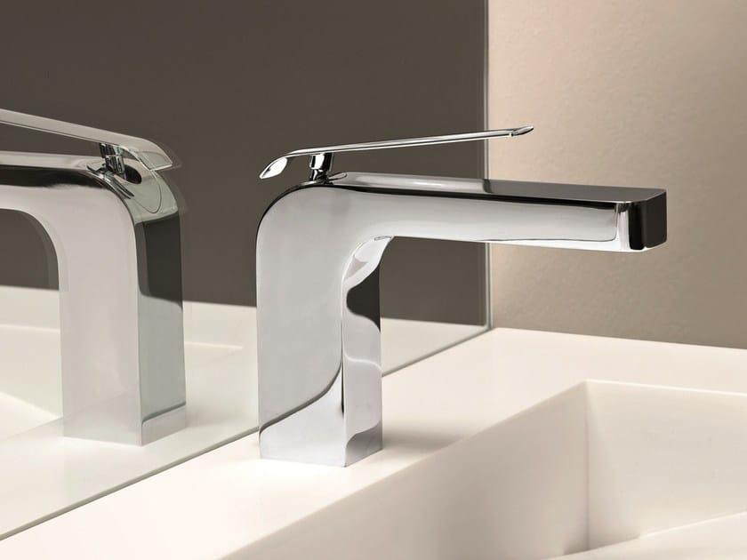 Countertop 1 hole washbasin mixer DOLCE | Chrome-plated washbasin mixer - Fantini Rubinetti