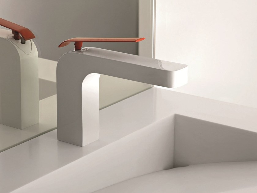 Countertop 1 hole washbasin mixer DOLCE | Painted-finish washbasin mixer - Fantini Rubinetti