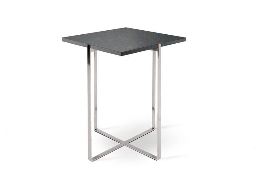 Square high side table PEQUEÑA - FueraDentro