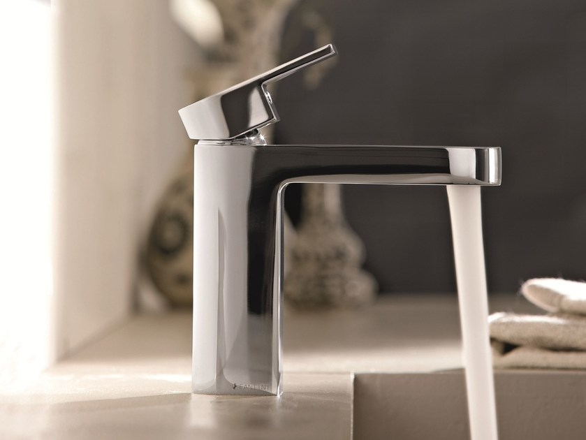 Countertop 1 hole washbasin mixer MARE | Chrome-plated washbasin mixer - Fantini Rubinetti