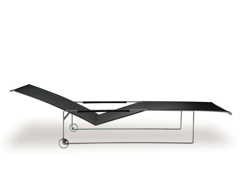 Batyline® garden daybed with Casters TUMBONA - FueraDentro