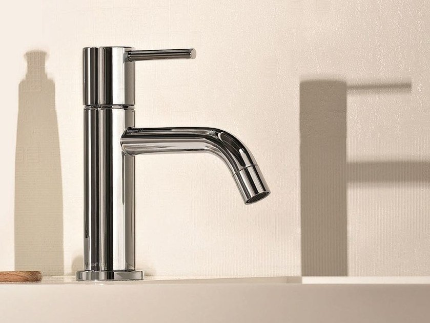 Countertop 1 hole washbasin mixer NOSTROMO SMALL - 2804F - Fantini Rubinetti