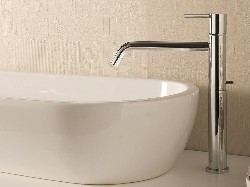 Countertop 1 hole washbasin mixer NOSTROMO SMALL - 2807F - Fantini Rubinetti