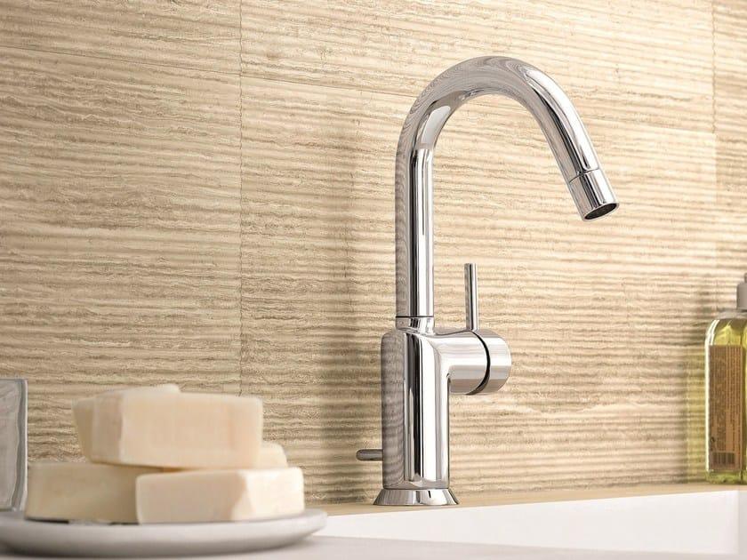 Countertop 1 hole washbasin mixer CAFÈ | Chrome-plated washbasin mixer - Fantini Rubinetti