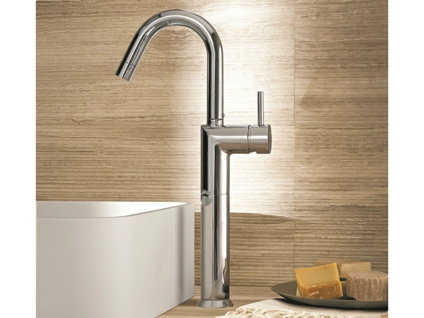 Countertop 1 hole washbasin mixer CAFÈ | Countertop washbasin mixer by Fantini Rubinetti