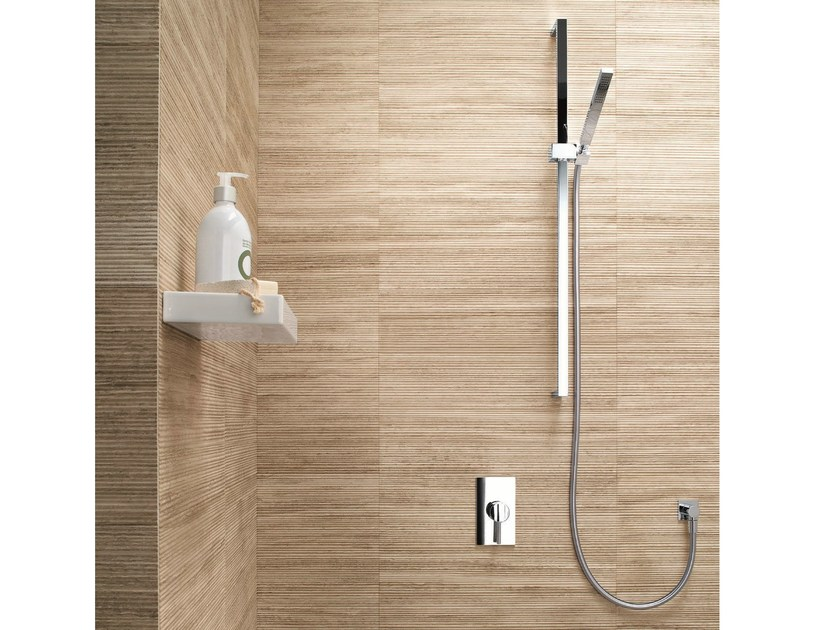 Single handle shower mixer with hand shower CAFÈ | Single handle shower mixer - Fantini Rubinetti
