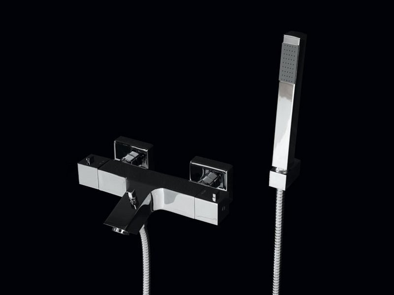 Thermostatic bathtub mixer TENERIFE | Bathtub mixer - Aquassent Shower System