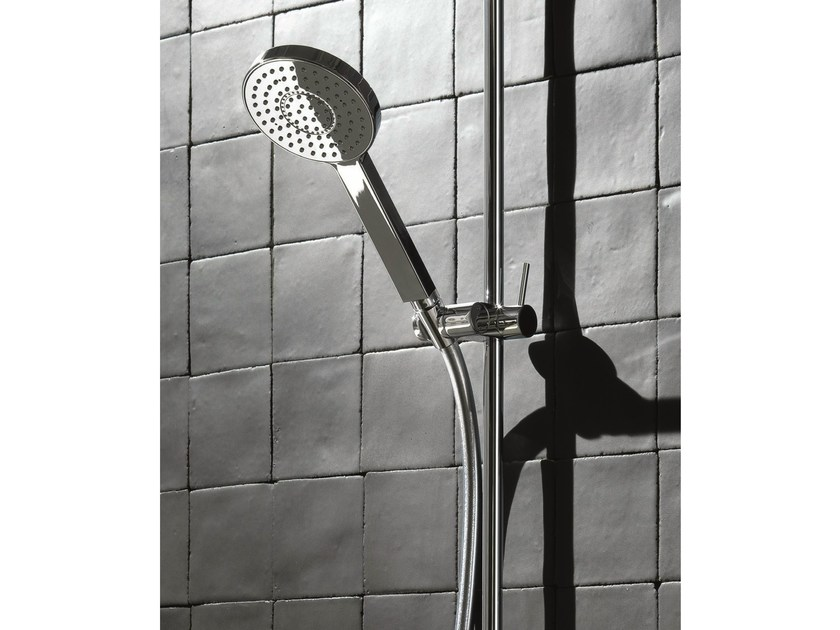 Handshower with shower wallbar for shower MARE | Handshower by Fantini Rubinetti