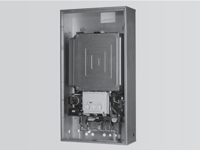 Wall-mounted condensation boiler MYNUTE RAIN GREEN BOX - BERETTA