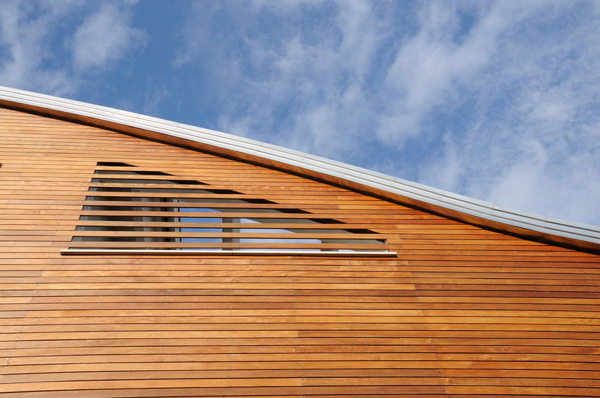 Pannello in legno per facciate WOODWRAP - Ravaioli Legnami