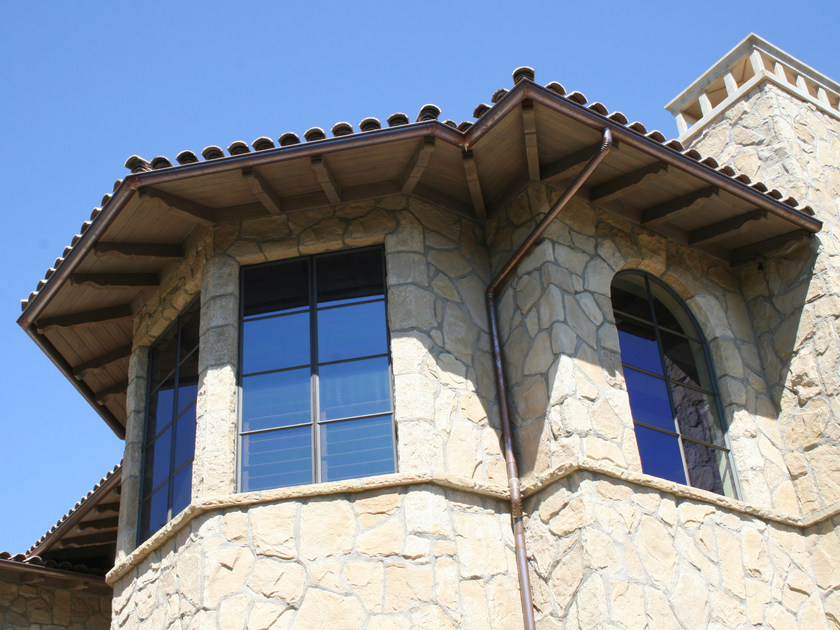 Architectural bronze window BRONZO ARCHITETTONICO | Window - Mogs srl unipersonale