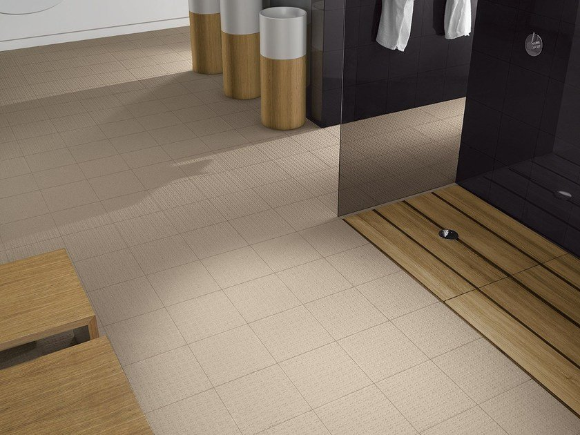 Porcelain stoneware flooring TECNICA by MARGRES