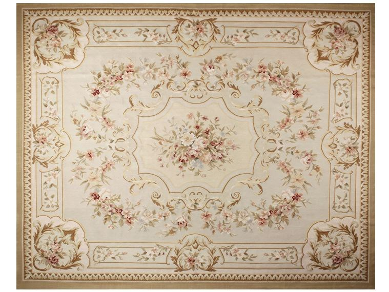 Rectangular wool rug TELMONT - EDITION BOUGAINVILLE