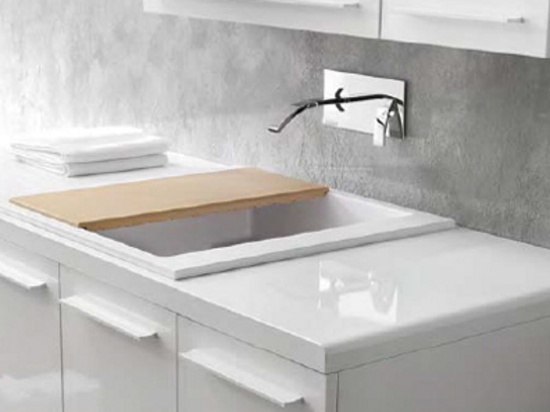 Single washbasin countertop COMPACT | Washbasin countertop - GEROMIN GIUSEPPE