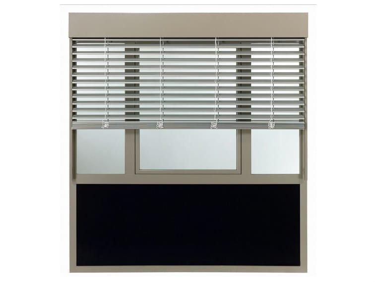 Frangisole in alluminio frangisole finstral - Adesivi oscuranti per finestre ...