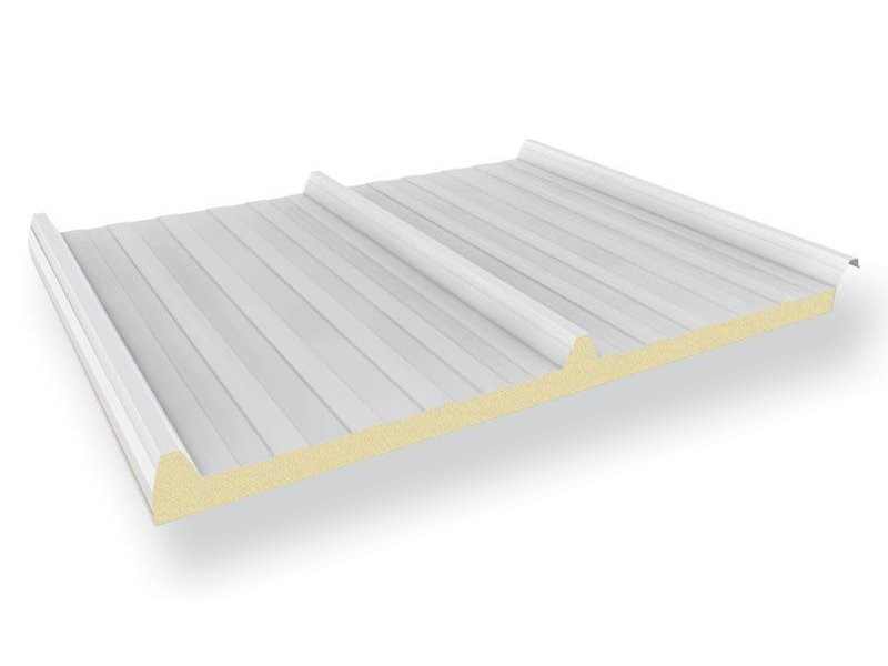 Insulated metal panel for roof MONOTER FALDA - ITALPANNELLI