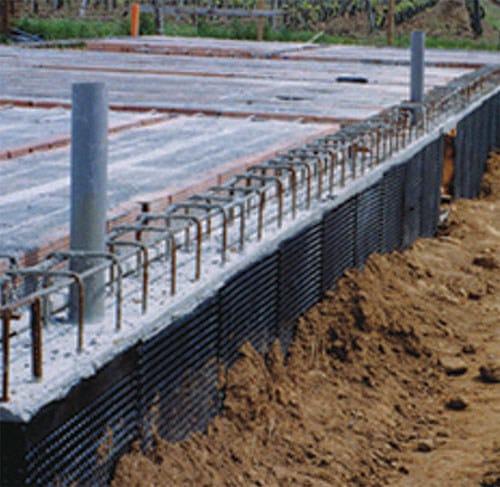 Impermeabilizzare pareti controterra