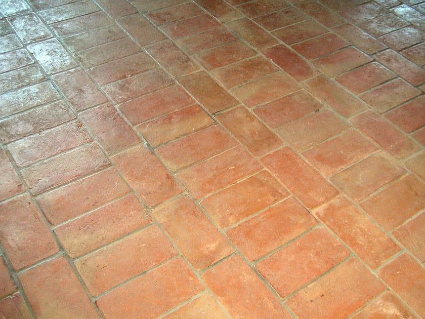 Pavimento in cotto per interni ed esterni antico cotto a - Pavimento in cotto per esterno ...