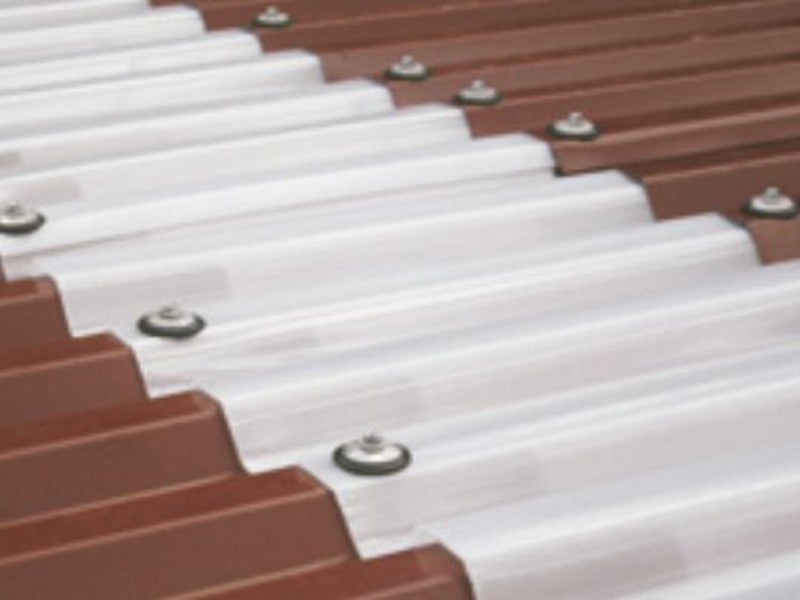 Polycarbonate sheet AKRALUX Minicel - AKRAPLAST SISTEMI