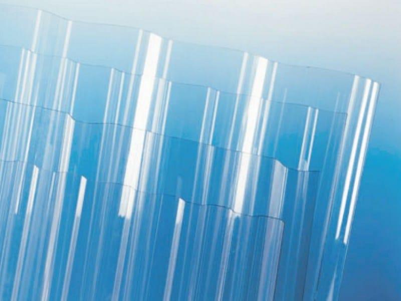 Polycarbonate sheet AKRALUX Compact - AKRAPLAST SISTEMI