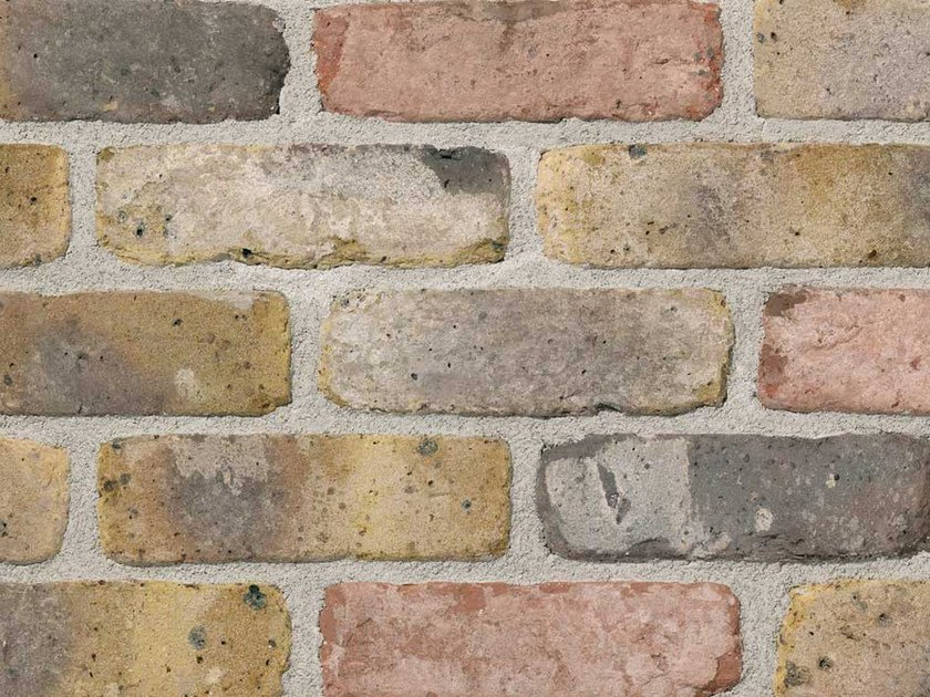 Facing brick GENESIS 370 | Fair faced clay brick by B&B Rivestimenti Naturali