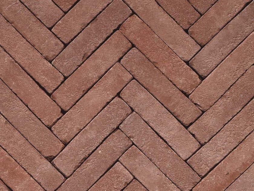 Outdoor floor tiles BRUNO - B&B