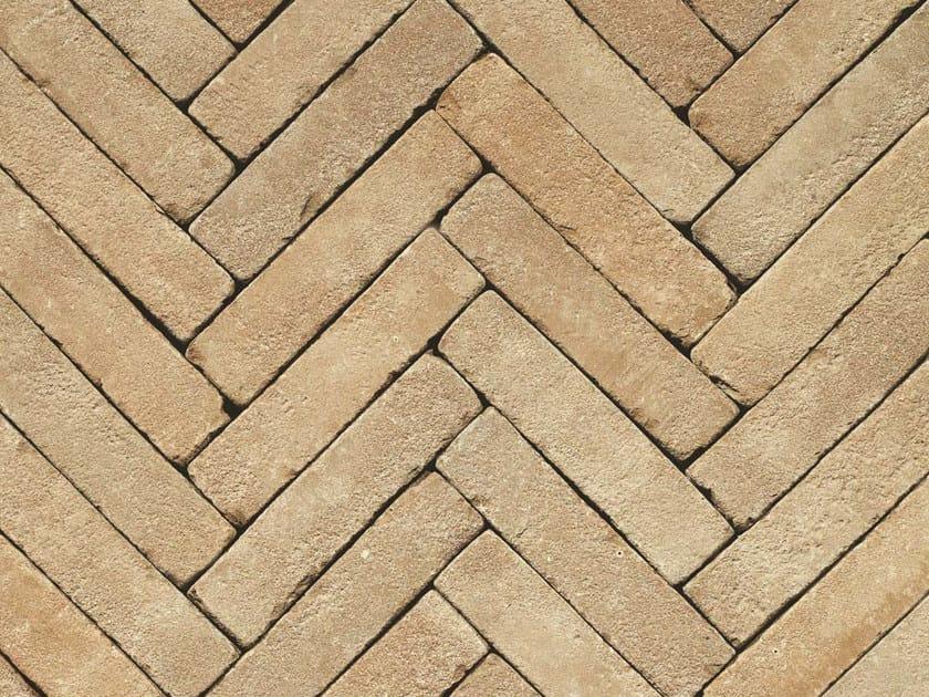 pavimento per esterni siena collezione mattoni by b b. Black Bedroom Furniture Sets. Home Design Ideas