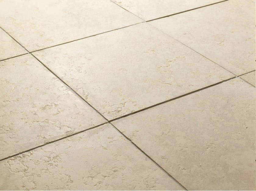 Revestimento de pisos de pedras calcárias para interior e exterior MYRA 40 X 40 - B&B
