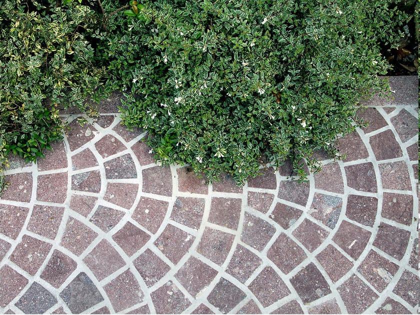 Pavimento per esterni in porfido porfido r1 pavimento per esterni b b rivestimenti naturali - Piastrelle in porfido prezzi ...