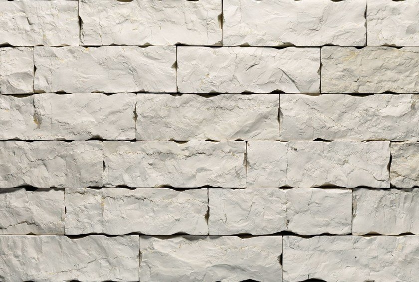 Natural stone wall tiles BIANCO VERDE LM | Natural stone wall tiles by B&B Rivestimenti Naturali