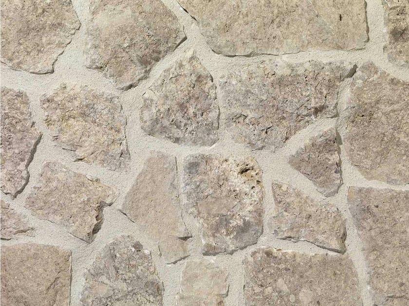 Pietra Natural Stone : Rivestimento di facciata in pietra naturale dolomia