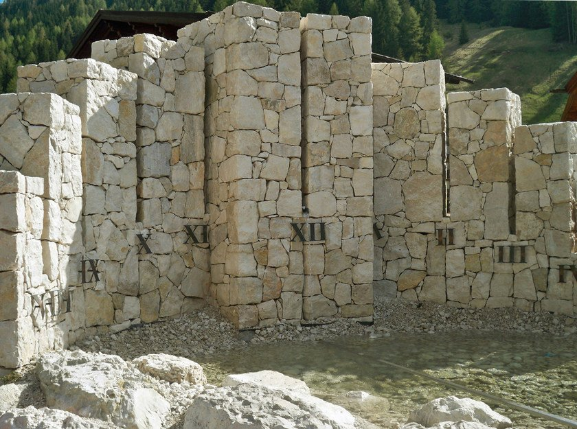 Dolomia natural stone wall tiles by b b - Flaunt your natural stone wall finishes ...