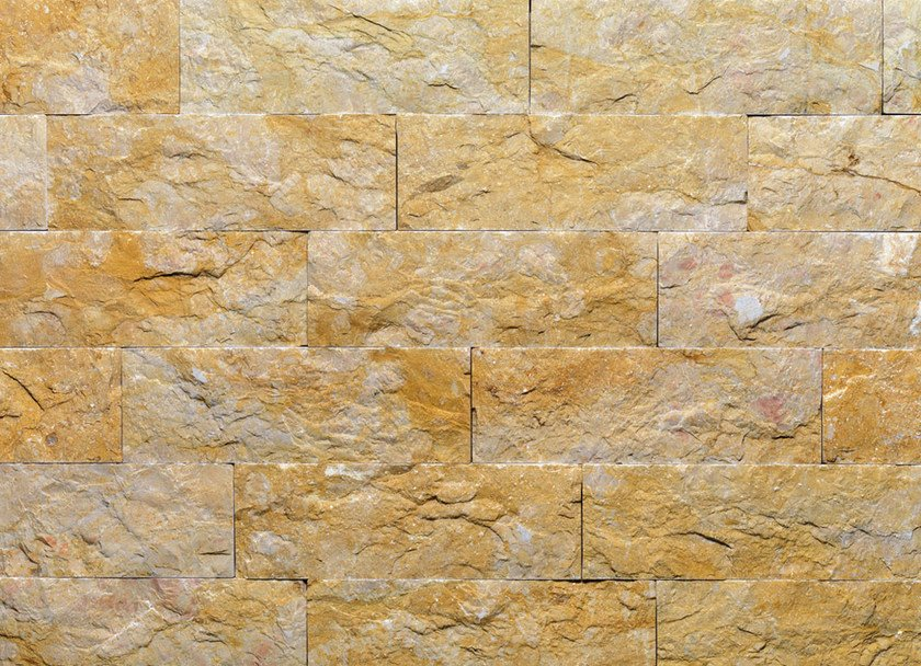 Natural stone finish GIALLO REALE TR - B&B
