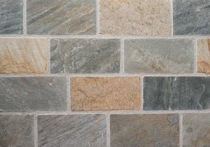 Natural stone finish ROVELLA | Wall tiles - B&B