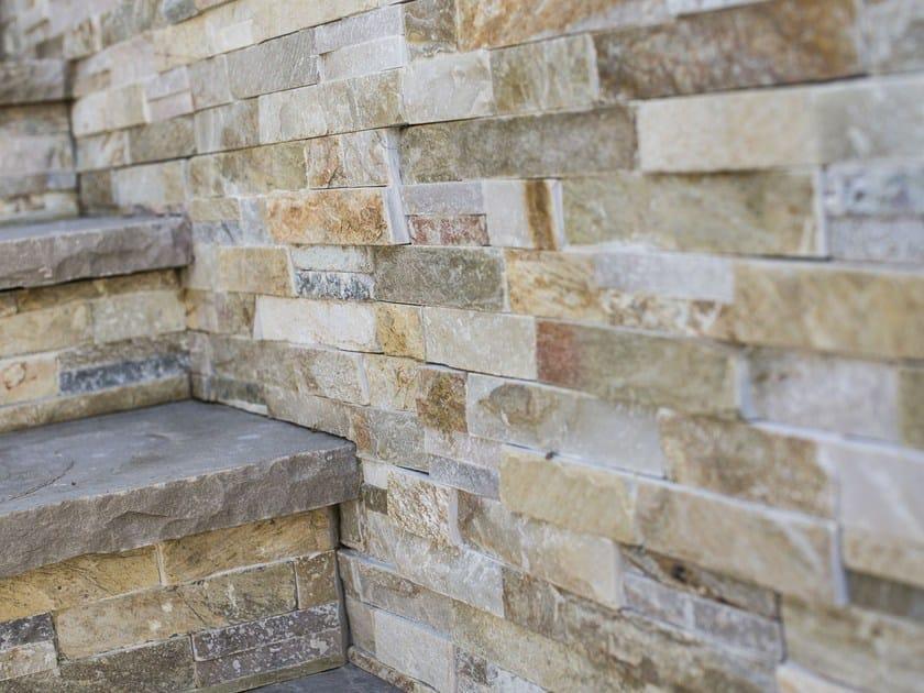 Scaglia revestimiento de pared de piedra natural by b b - Pared de piedra natural ...