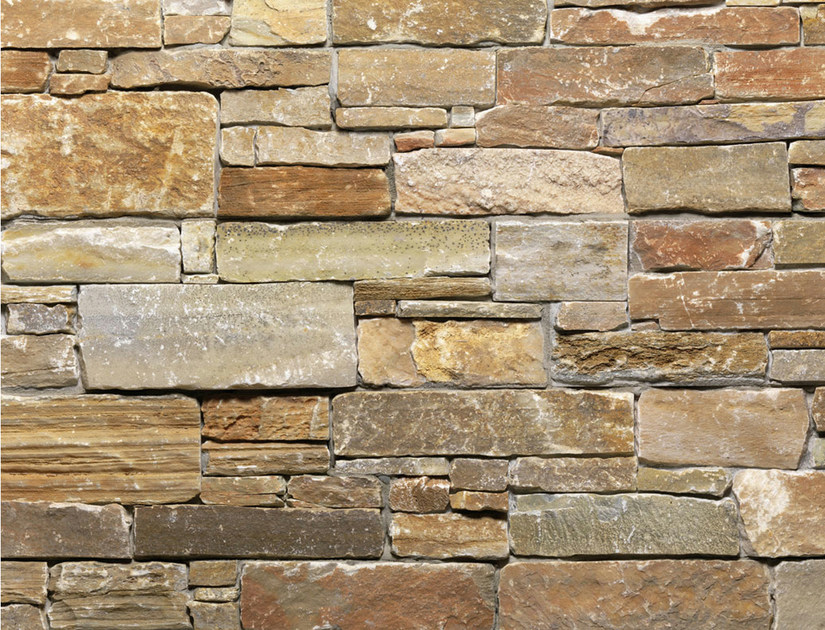 Natural stone wall tiles SCAGLIA CANYON | Natural stone wall tiles by B&B Rivestimenti Naturali