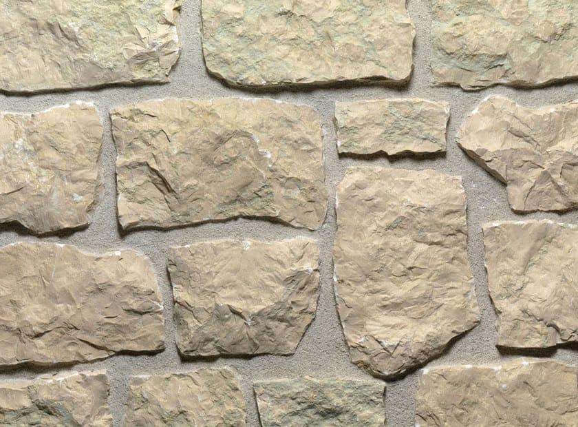 Pietra Natural Stone : Rivestimento in pietra calcarea verdello