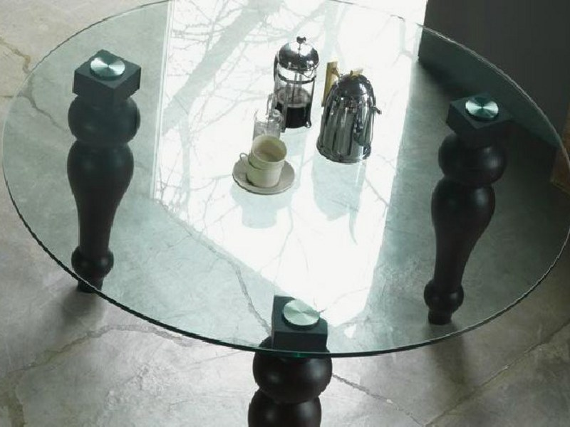 Crystal table GIUNONE | Crystal table by LINFA DESIGN