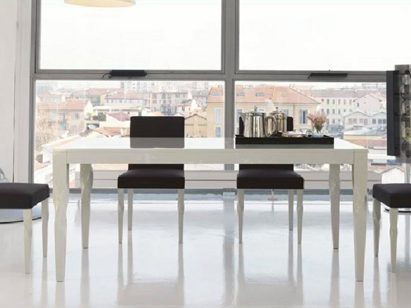 Extending dining table MORGAN by LINFA DESIGN