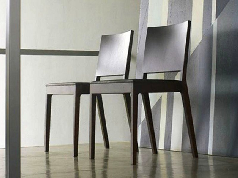 Solid wood chair FOREVER - LINFA DESIGN