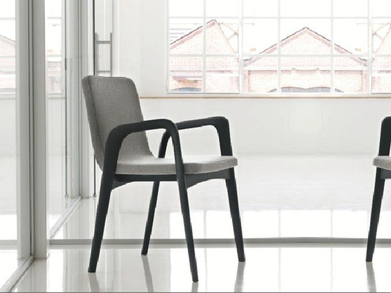 Solid wood chair MIA - LINFA DESIGN