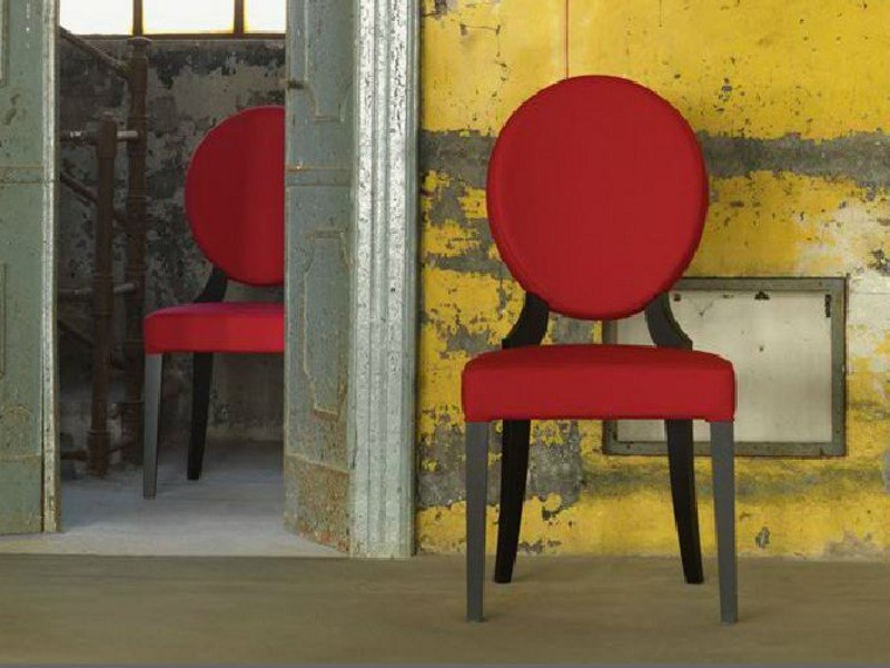 Solid wood chair SOFIA | Chair - LINFA DESIGN